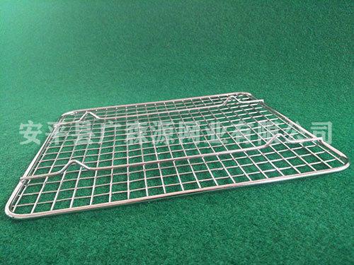 不锈钢方形烧烤网